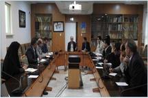واگذاری تشکیل کلینیک صنعت استان به شرکت شهرکهای صنعتی خراسان رضوی