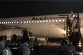فرود اضطراری هواپیمای مسافربری در فرودگاه یزد