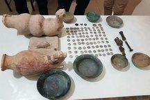 کشف اشیاء ۴ هزار ساله در رودسر 2 نفر دستگیر شدند