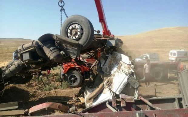 حادثه رانندگی در لرستان چهار کشته برجا گذاشت