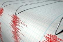 زلزله شوقان خسارتی نداشت