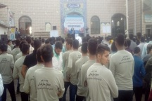 300 گروه جهادی به حاشیه نشینان گلستان خدمت می کنند