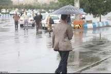 بارندگی تا اواسط هفته در خوزستان ادامه دارد