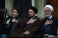 مراسم عزاداری شب بیست و هشتم صفر در حرم امام خمینی(س)
