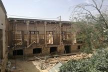 مرحله نخست مرمت خانه تاریخی توکلی قم به پایان رسید