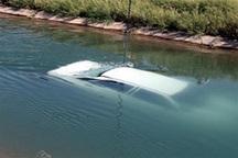 خوروی سرقتی در الیگودرز به چاه آب سقوط کرد