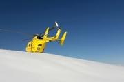 اورژانس هوایی البرزعملیات امداد و نجات در ارتفاعات انجام داد