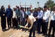 عملیات اجرایی تقاطع همسطح صالح شهر گتوند آغاز شد