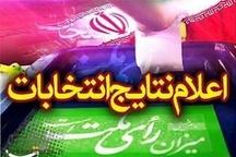 نفرات منتخب در انتخابات شورای شهر محمودآباد معرفی شدند