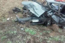 سانحه رانندگی در سبزوار 11 مصدوم داشت