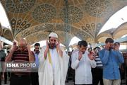 نماز عید سعید قربان در اصفهان اقامه شد