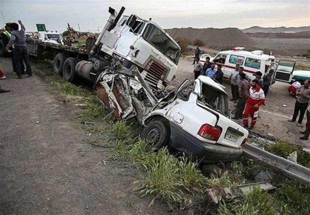 تصادفات جاده ای سه روز گذشته در مازندران حدود 370 زخمی داشت