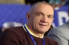 استانیسلاو سرنک نماینده اتحادیه جهانی در مسابقات بین المللی جام تختی شد