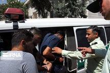 ۱۷۲۰ قاچاقچی کالا امسال در همدان دستگیر شدند