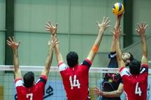 لیگ دسته یک والیبال کشور صنایع اردکان بر پالایش نفت آبادان غلبه کرد