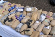 14تن و 700 کیلوگرم مواد مخدر در بوشهر کشف شد