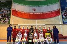 کاروان ورزشی ایران عازم آنتورپ بلژیک شد