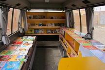 کتابخانه سیار روستایی پردیس منتظر تامین اعتبار است