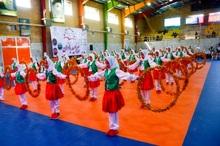 جشنواره فرهنگی ورزشی پیرامید بانوان کشور در اهواز برگزار شد