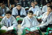 76 دانش آموز و معلم البرزی به مسابقات کشوری قرآن راه یافتند