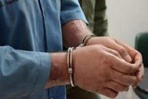 چهار متخلف زیست محیطی در لرستان دستگیر شد
