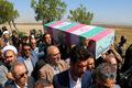 پیکر شهدای تازه تفحص شده وارد پایتخت حسینیت شد
