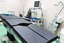 تجهیز اتاق عمل بیمارستان علی اصغر(ع) شیراز به دستگاه های جدید