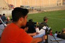 دیدار صبای قم و ماشین سازی تبریز با صدای گزارشگر ارومیه ای پخش می شود