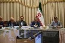ستاد استانی بازآفرینی شهری پایدار با حضور استاندار مازندران برگزار شد