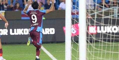بازی حساس ترابزوناسپور مقابل گالاتاسرای/ هدف حسینی و امیری، صعود به لیگ قهرمانان اروپا