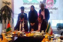تاجران هرات با تولیدکنندگان خراسان رضوی تفاهمنامه امضا کردند
