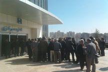 سپرده گذارن موسسه منحله میزان در مشهد خواهان تعیین تکلیف وضعیت خود شدند