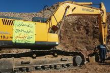 دستگیری 2 متخلف به جرم تخریب اراضی ملی در خراسان شمالی