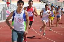 برپایی اردوی تیم ملی دوومیدانی جوانان در لرستان