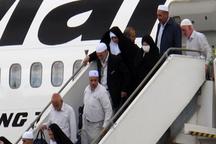 15 شهریور بازگشت نخستین کاروان حجاج لرستانی