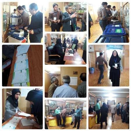نتایج انتخابات نظام پزشکی در 2 حوزه کرمانشاه و اسلام آبادغرب اعلام شد