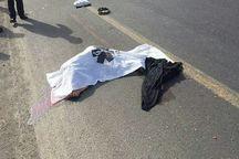 ۷۰ درصد تلفات جاده ای کهگیلویه و بویراحمد عابران پیاده هستند