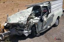 حوادث رانندگی در قزوین 2 کشته برجای گذاشت