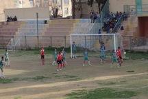 لیگ فوتبال نونهالان کشور  بوشهر و بندرعباس به مرحله دوم صعود کردند
