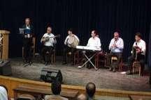 استقبال مردم از کنسرت موسیقی اعیاد شعبانیه در تالش