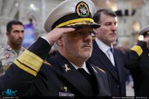 فرمانده نیروی دریایی ارتش خطاب به نیروهای بیگانه: دوره پرسه زدنهای نمایشی به پایان رسیده است