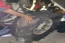 فرود اضطراری یک فروند هواپیمای متعلق به شرکت هواپیمایی آتا در تبریز