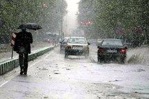 هواشناسی سمنان درباره خسارت ناشی از تگرگ و تندباد هشدار داد