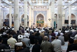 بزرگداشت آیت الله العظمی حسینی شاهرودی(ره) در مسجد اعظم قم