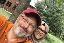 واکنش نامزد جمال خاشقجی روزنامه نگار عربستانی به اعلام خبر قتل وی