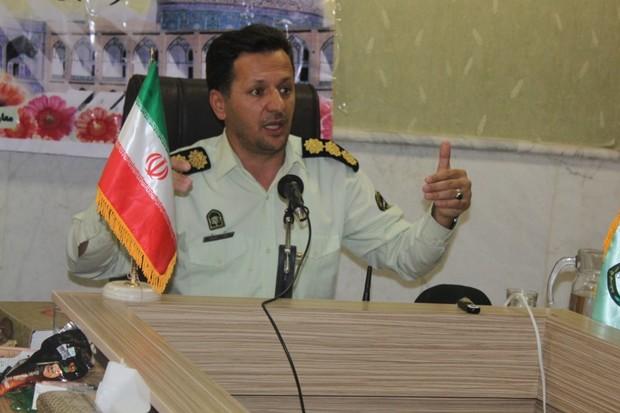 یک گروه بزرگ سارقان منازل در استان اصفهان دستگیر شدند