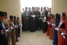 افتتاح سه پروژه عمرانی، کشاورزی و آموزشی در شهرستان سروآباد
