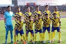 تمرین تیم فوتبال پارس جنوبی از هفته دوم لیگ برتر درشهرجم برگزار می شود
