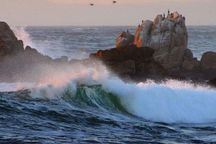 شناورها از رفتن به جزیره کیش و لاوان خودداری کنند