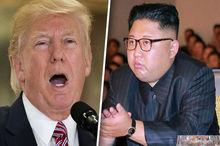 کاهش نسبی تنش ها بین آمریکا و کره شمالی/ گزینه نظامی همچنان روی میز است